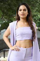 Tanya Hope in Crop top and Trousers Beautiful Pics at her Interview 13 7 2017 ~  Exclusive Celebrities Galleries 096.JPG