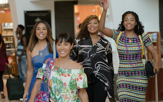 Queen Latifah's 'Girl Trip' lands a $30 million box office weekend
