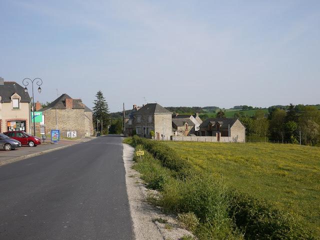 Saint-Ganton , village d'ille et vilaine