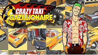 Game Crazy Taxi Gazillionaire 1765 MOD Apk
