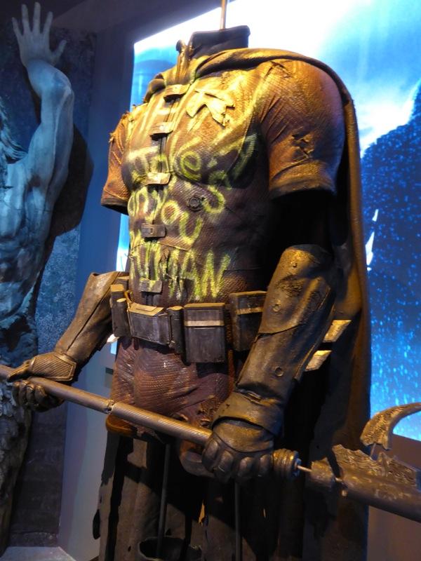 Batman v Superman Dead Robin costume