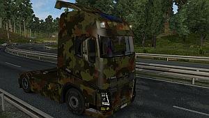Army Volvo 2013