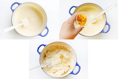 Cách làm kem xoài cực ngon