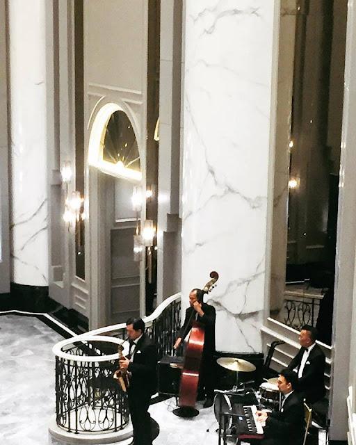 classy wedding musical band