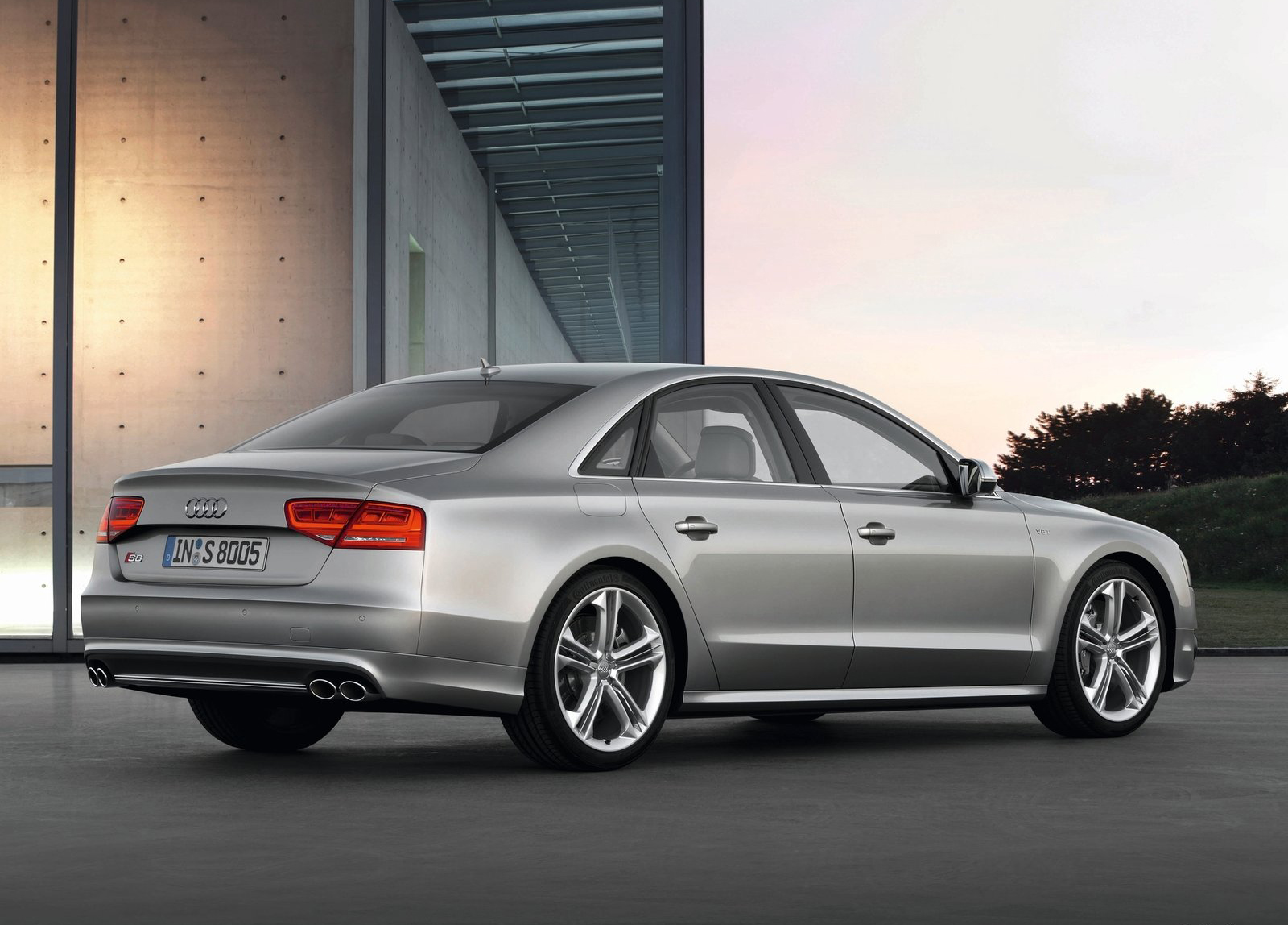 2012 2013 Audi S8 Wallpapers The World Of Audi