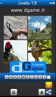 PACCHETTO 2 livello 13 - Soluzioni Trova la Parola - Foto Quiz con Immagini e Parole