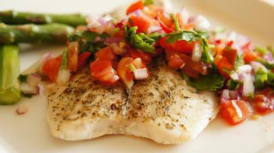 海鮮霸白鯰魚排