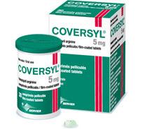 Coversyl- một trong số những thuốc huyết áp nổi tiếng nhất thuộc nhóm ức chế men chuyển