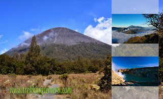 Climbing to Mount Semeru, Mt Bromo and Ijen Crater 5 days