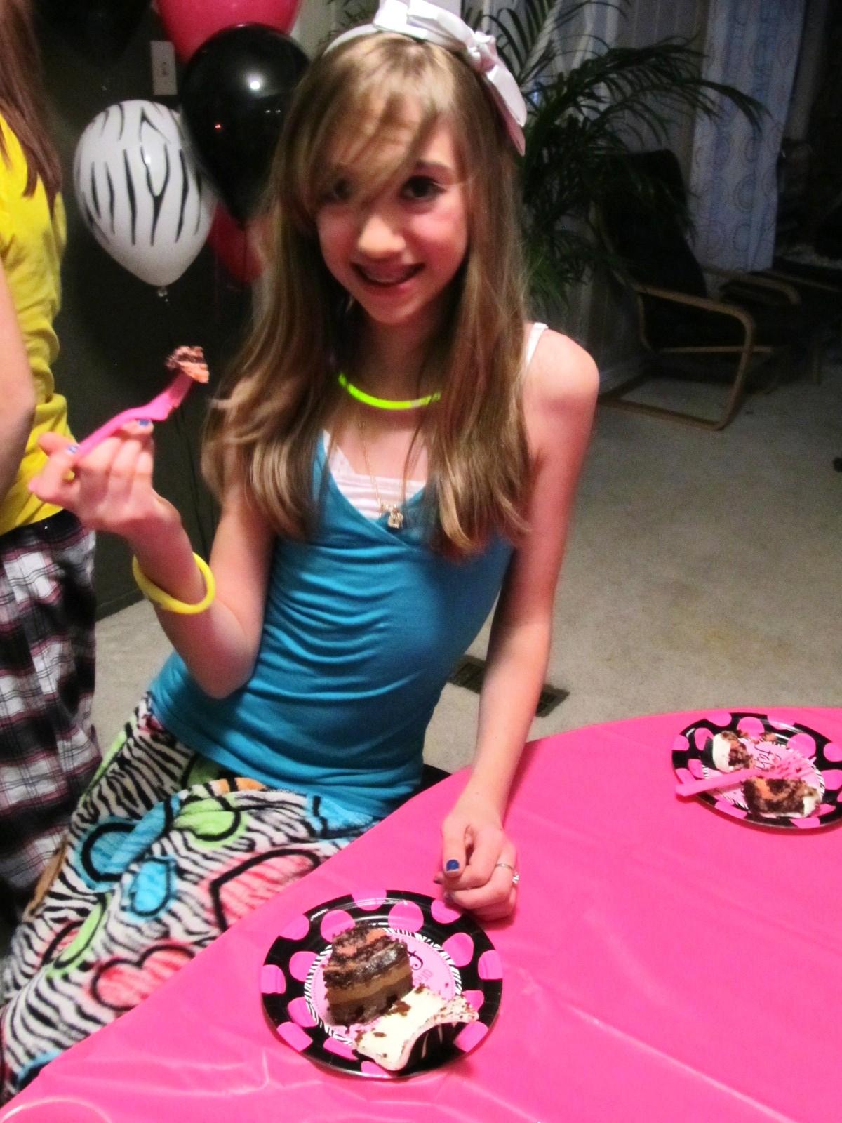 Alicia Ranelle Ashleigh S 13th Birthday Party