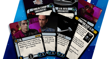 AAR: Star Trek Attack Wing - The Corbomite Maneuver