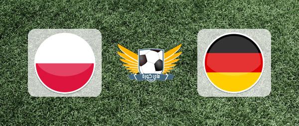 المانيا وبولندا بث مباشر