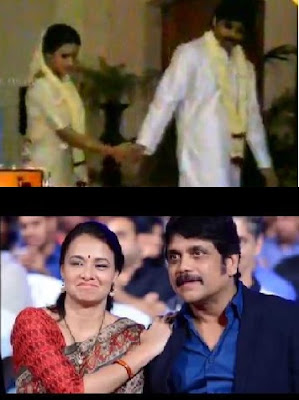 Nagarjuna Amala now and then