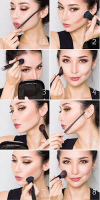 Tutorial Make Up yang Simple dan Natural
