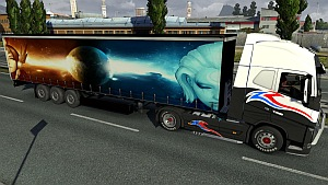 Leona vs Diana trailer mod