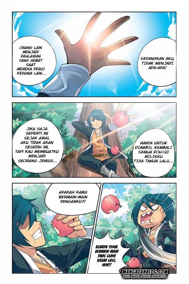 Battle Through Heaven Chapter 01-4