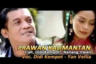Lagu Didi Kempot Prawan Kalimantan