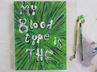 my blood type  is thc eileenaart