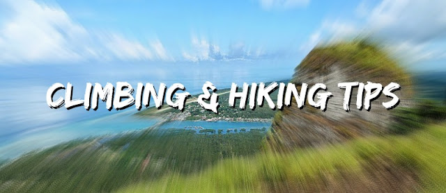 Climbing and Hiking Guides