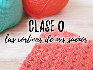 imagen ahuyama crochet clase tutorial las cortinas de mis sueños
