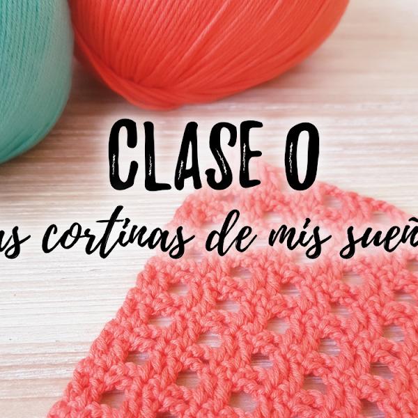 LAS CORTINAS DE MIS SUEÑOS - CLASE 0
