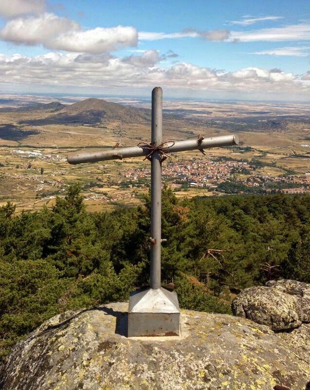 MTB Cruz de Pedroálamo - El Espinar - Alfonsoyamigos