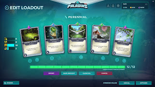 paladins grover deck