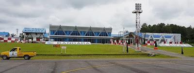 Bandar Udara Silangit Tapanuli Utara