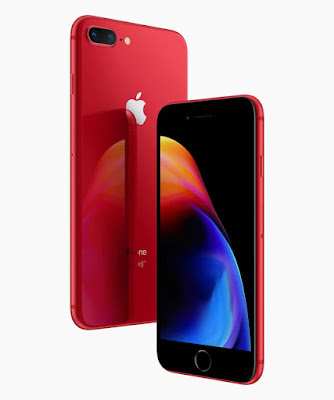 iPhone 8 (PRODUCT)RED edition available to order tomorrow ahead of Friday launch