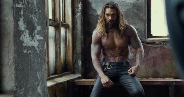 Jason Momoa será Aquaman en Justice League