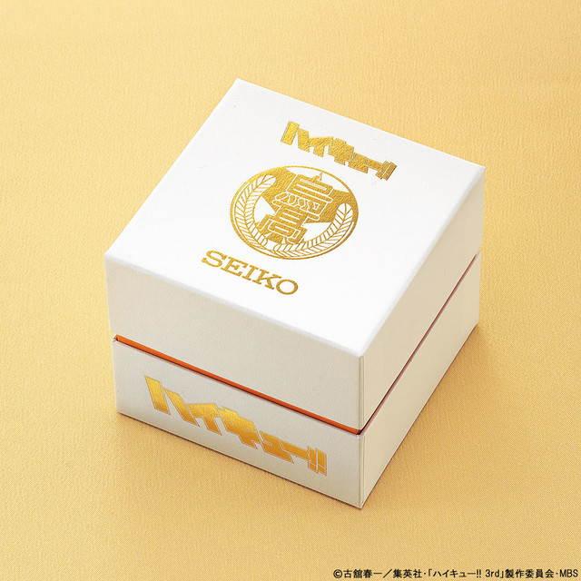 Kolaborasi Haikyuu 5th Anniversary Merilis 2 Model Jam Tangan