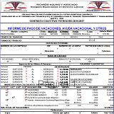 Programa en Excel para calcular  Vacaciones Petroleras Colectivas