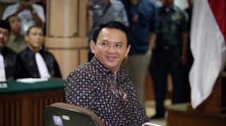 Ahok Diperkirakan Bebas Pada 24 Januari 2019