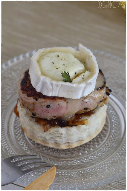 Ser una de mis recetas en la pr xima cena que tenga en - Solomillo de cerdo encebollado ...