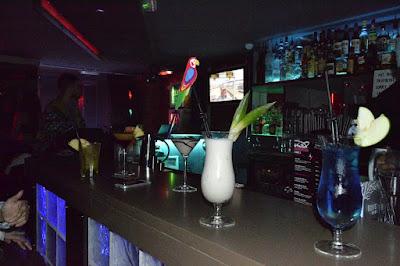 Barra PDT Mezcaleria Arcade Bar - Edimburgo