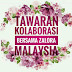 NAK TERIMA ATAU TIDAK TAWARAN BERKOLABORASI BERSAMA ZALORA MALAYSIA