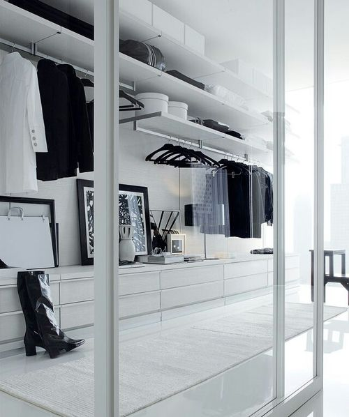 8 amazing closets you will dream about daily dream decor for Amazing closets