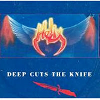 Deep cuts the knife. Helix