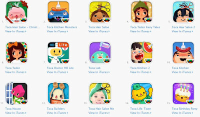 Favorite Preschool Apps