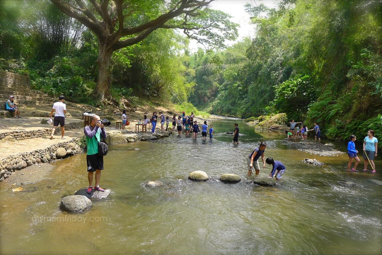 My Mom-Friday: Field Trip to Hardin sa Tabing Ilog Campsite in ...