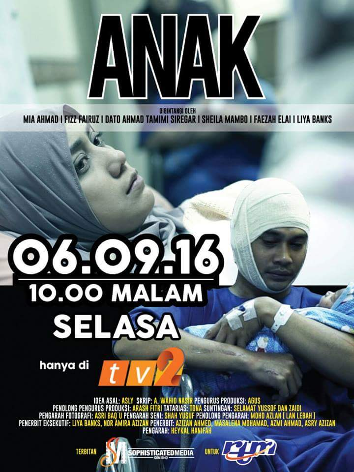 Sinopsis Telemovie Anak (TV2)