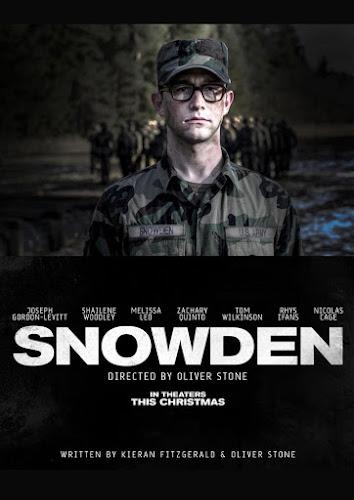 Snowden สโนว์เดน อัจฉริยะจารกรรมเขย่ามหาอำนาจ
