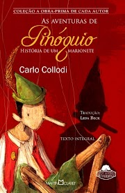 Leitura Digital: As Aventuras de Pinóquio - Carlo Collodi
