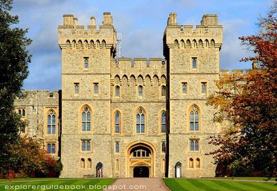 Kastil Windsor Inggris
