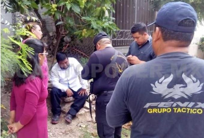 Armados roban 250 mp a empleados de constructora