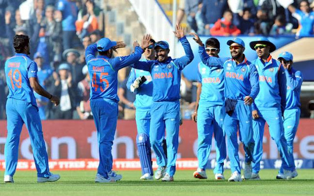 India vs Pakistan, ICC Champions Trophy
