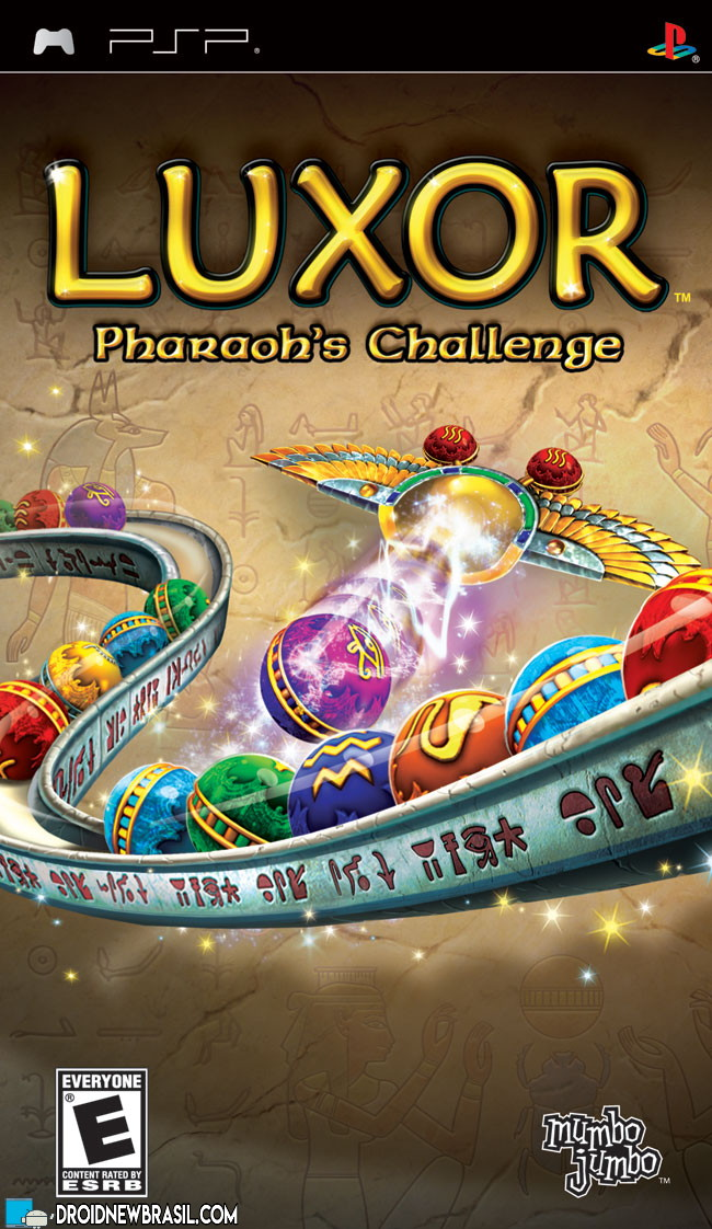 Download Luxor Pharaohs Challenge PSP [CSO/ISO]