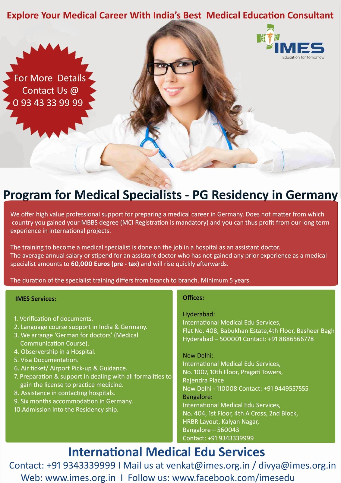 Medical Education in Abroad   Study Medicine in Abroad   MBBS in