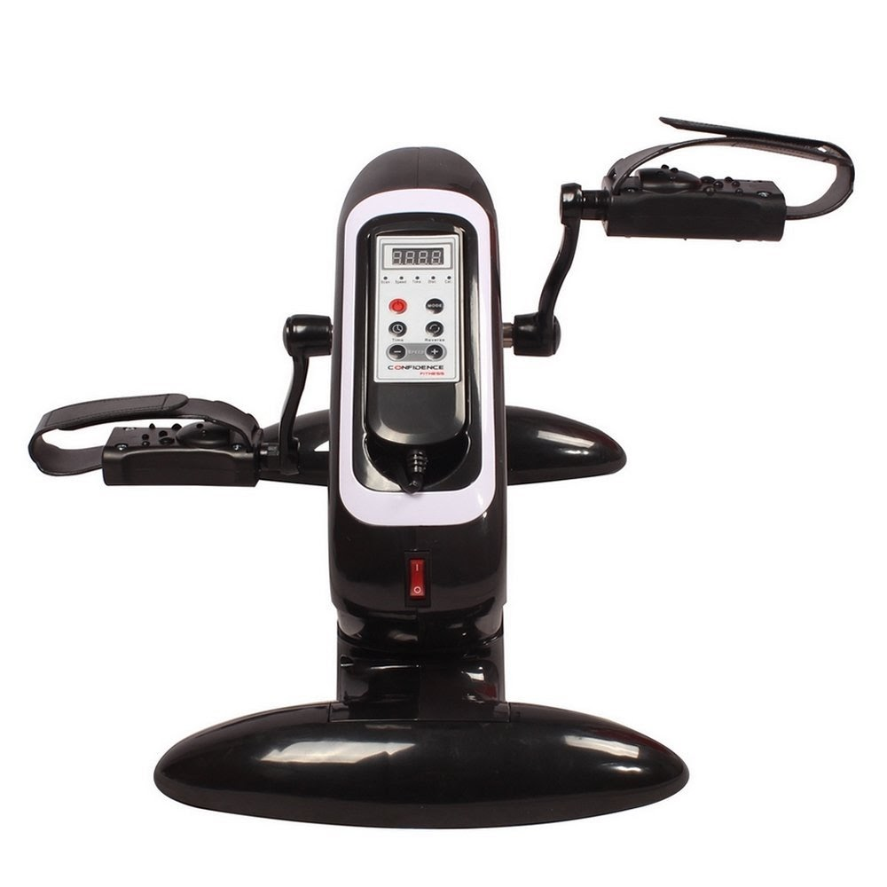 Health And Fitness Den Confidence Fitness Motorized Electric Mini