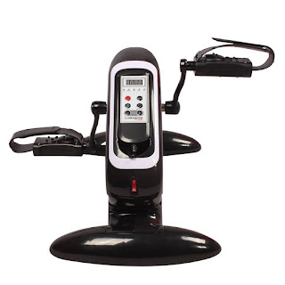 Confidence Fitness Motorized Electric Mini Exercise Bike / Pedal Exerciser, image, review features & specifications